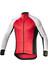 Mavic Cosmic Pro Wind LS Jersey Men racing red/white